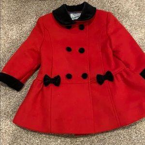 Rothschild toddler pea coat
